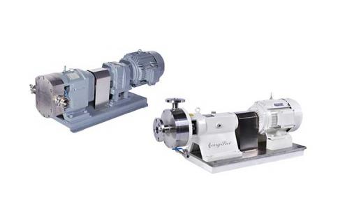 转子泵的分类和特点是什么?