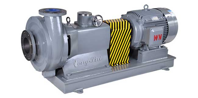 HEG系列可调间隙研磨泵