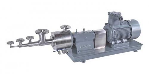 武汉HEC混合均质泵