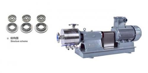 上海HEX3均质乳化泵
