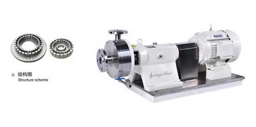 武汉HEX1均质乳化泵