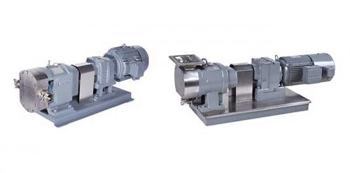 武汉凸轮式双转子泵